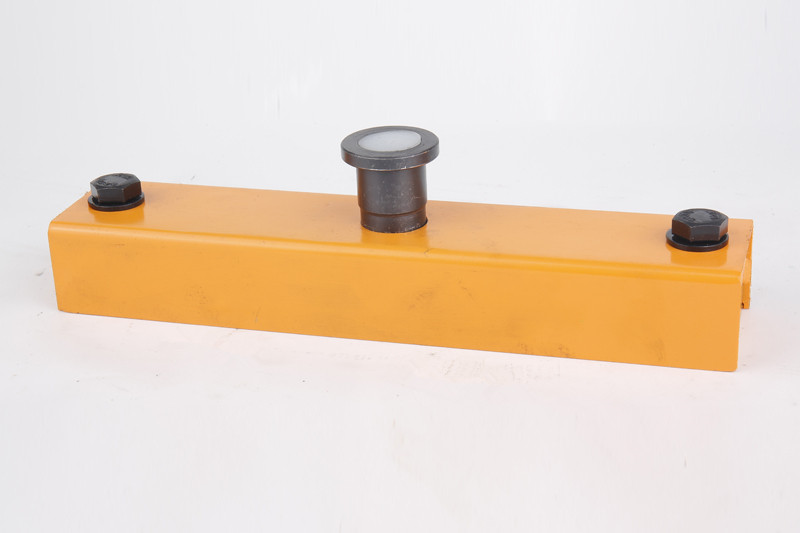 Yellow Painted Shuttering Magnet, ON/OFF Button Shuttering Magnet, Shuttering Magnetic Box for Precast Concrete Formwork System